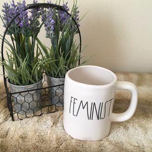 Rae Dunn FEMINIST Mug